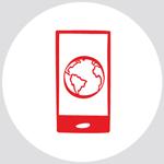 Mobile Webseiten oder eine dynamisch verändernde Webseite für Smartphones, Tablets und Co ist in der mobilen Welt unerlässlich.