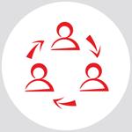 Social Media in aller Munde. Katapultieren Sie Ihr Unternehmen und Ihren Bekanntheitsgrad durch die sozialen Netzwerke. Everybody likes you